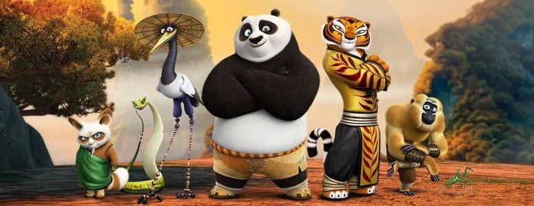 Кунфу панда фанфики секс