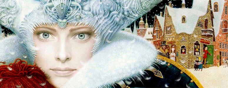 Андерсон снежная королева персонажи