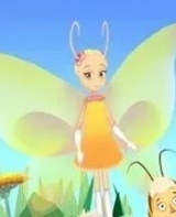 картинки из лунтика бабочки